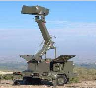Very Low Level Air Defence Alerting and Cueing System.