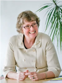 Photo of Lyn Provost.