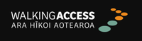 New Zealand Walking Access Commission logo