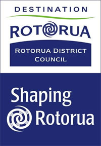 Rotorua District Council logo