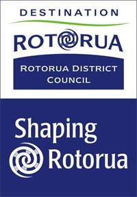 Rotorua District Council logo