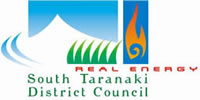 South Taranaki District Council logo