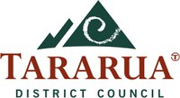 Tararua District Council logo.