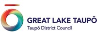 Taupo District Council logo.