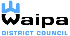 Waipa District Council logo.