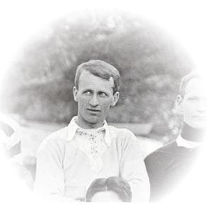 Tom Hamer, 1909.