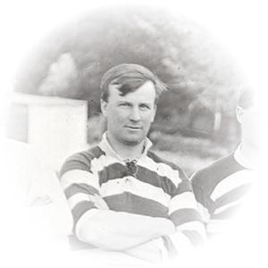 John Hamilton, 1909.