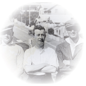 William Kane, 1924.