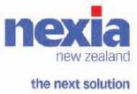 Nexia logo.