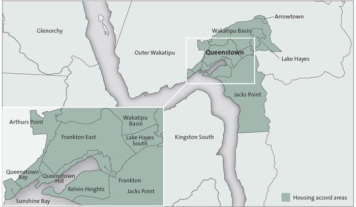 Figure 1 - Housing accord areas.