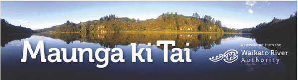 Maunga ki Tai newsletter banner