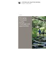 Managing Freshwater quality: Challenges and opportunities - cover