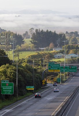 NZTA cover page.