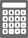 Image of a calculator.