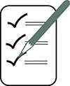 image of a checklist.