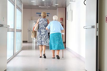 Hospital corridor - Photo from maxpixel.net