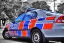 Police car - photo by Nick CP