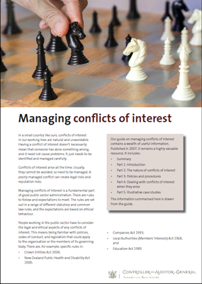 conflicts-summary