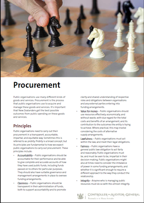 procurement-summary