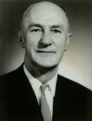 Archibald Douglas Burns CBE