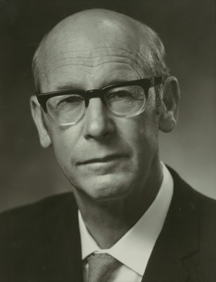 1965-1970 Controller and Auditor-General.