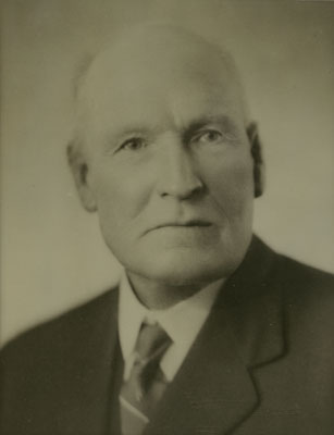 1922-1937 Controller and Auditor-General.