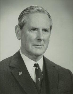 1970-1975 Controller and Auditor-General.
